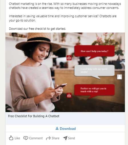 Woman Holding Phone   Social Media Marketing Philadelphia  field1post.com
